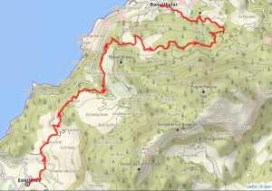 Finca Planica nach Banyalbufar und Estellencs