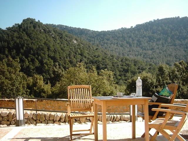 Wanderhütten auf Mallorca