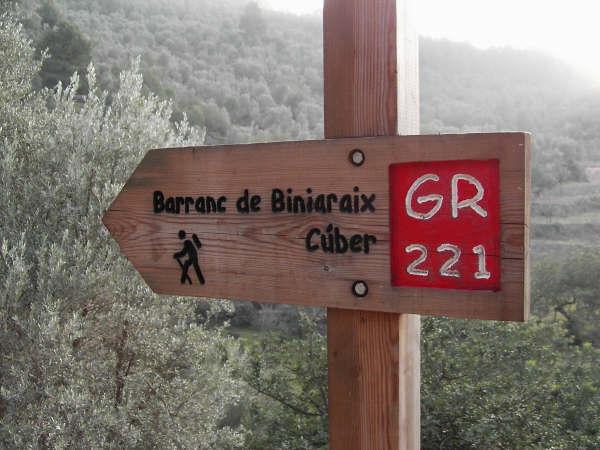 Berghütten auf Mallorca