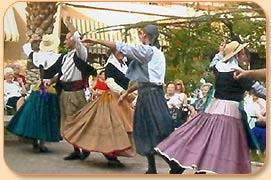 Fest Moros y Cristianos in Sóller