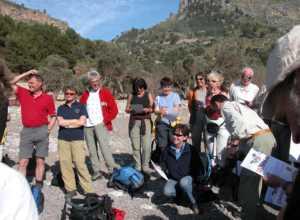 wandergruppe mallorca